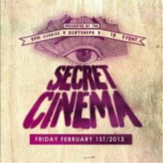 Secret Cinema: Main Image
