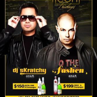 ICON Friday w/ SKAM Artist DJs: Main Image