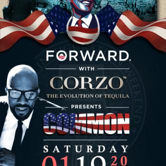 Corzo presents Common @ Park: Main Image