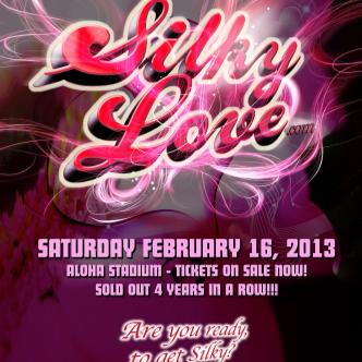 Silky Love - Aloha Stadium: Main Image