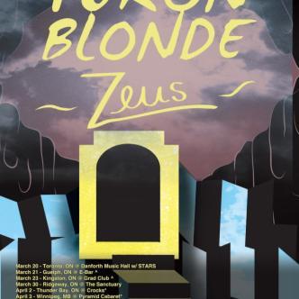 Yukon Blonde w/ Zeus: Main Image
