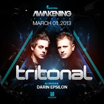 Awakening ft. Tritonal: Main Image