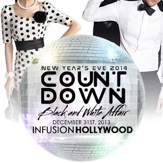 NYE COUNTDOWN 2014