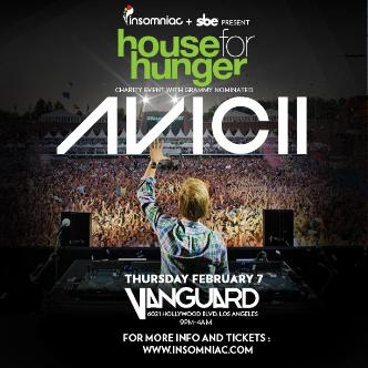 House for Hunger :: AVICII: Main Image