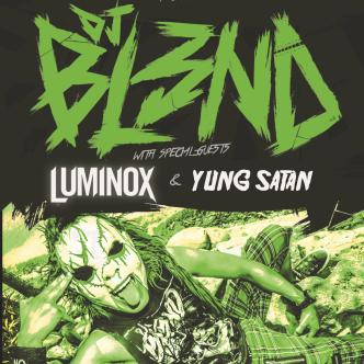 DJ Bl3nd & Luminox (Eugene): Main Image