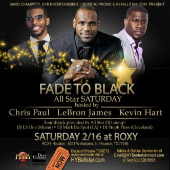 LEBRON, KEVIN HART, CHRIS PAUL: Main Image