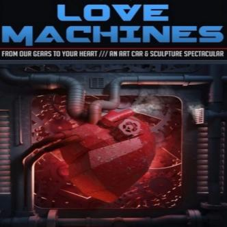 Love Machines: Valentines 2013: Main Image