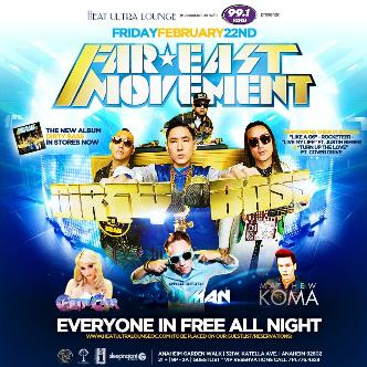 Far East Movement: Main Image