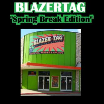 BLAZER TAG #4 SPRING BREAK: Main Image