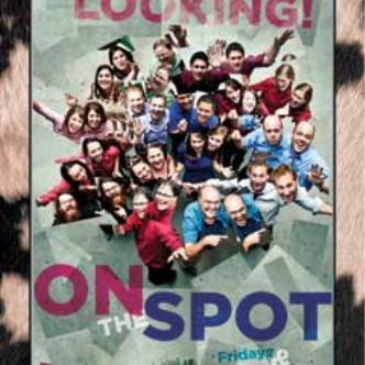 On The Spot - 8pm: Main Image