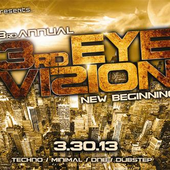 3rd EYE VISION New Beginning: Main Image