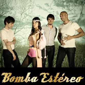 Bomba Estereo: Main Image