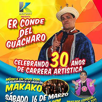 Er Conde del Guacharo: Main Image