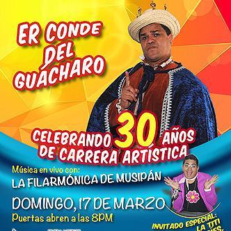 Er Conde del Guacharo Orlando: Main Image
