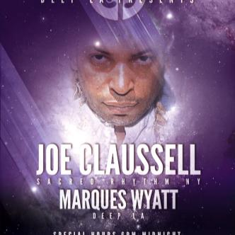 DEEP-LA presents JOE CLAUSSELL: Main Image