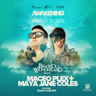 Maceo Plex + Maya Jane Coles: Main Image