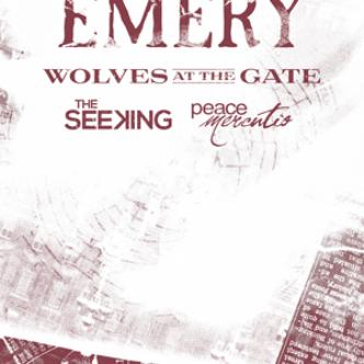 Emery with Wolves at the Gate: Main Image
