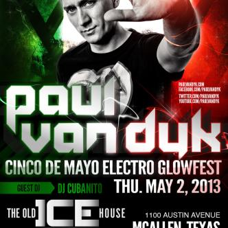 Paul Van Dyk GlowFest: Main Image
