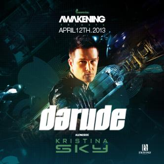 Awakening ft. Darude: Main Image