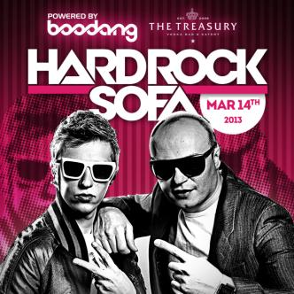 HARD ROCK SOFA (EDM): Main Image