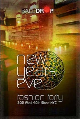 Fashion Forty Lounge