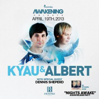 Kyau & Albert: Main Image