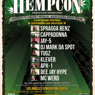 HempCon 2013 - Los Angeles: Main Image