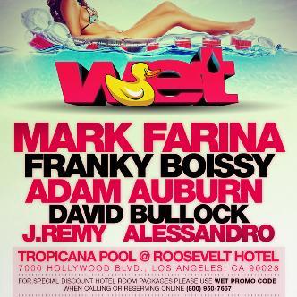 WET L.A. - LDW - Mark Farina: Main Image