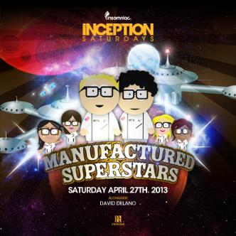 Manufactured Superstars: Main Image