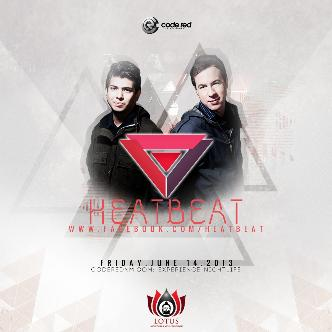 Heatbeat live at Lotus: Main Image