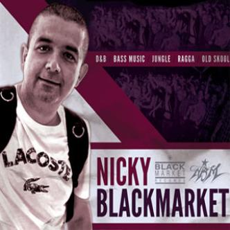 NICKY BLACKMARKET: Main Image