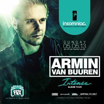 Armin Van Buuren: Main Image