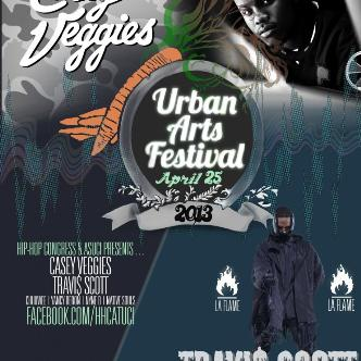 Urban Arts Festival At UCI Tickets - The UCI Student Center - Pacific