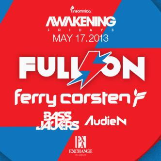 Full On ft. Ferry Corsten: Main Image