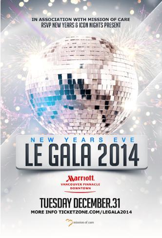 LE GALA  2014