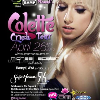 DJ Colette: Main Image