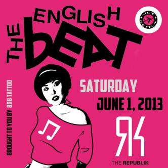 The English Beat: Main Image