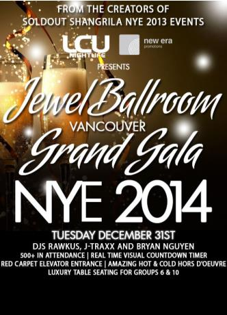 Jewel Ballroom Grand Gala 2014
