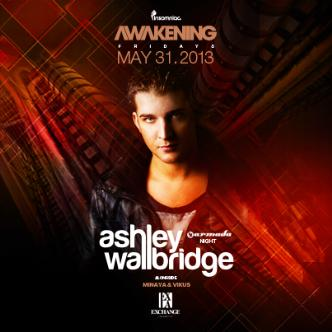 Awakening ft Ashley Wallbridge: Main Image