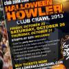 Red Deer Halloween Club Crawl