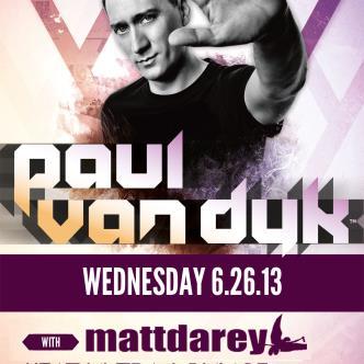 Paul Van Dyk Live: Main Image