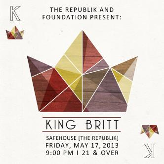 King Britt: Main Image