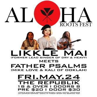 Aloha Roots Fest: Main Image