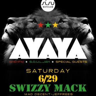 AYAYA - SWIZZYMACK: Main Image
