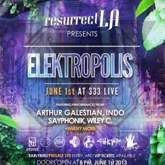Resurrect LA: Elektropolis: Main Image