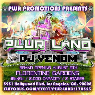 Plur Land: Main Image
