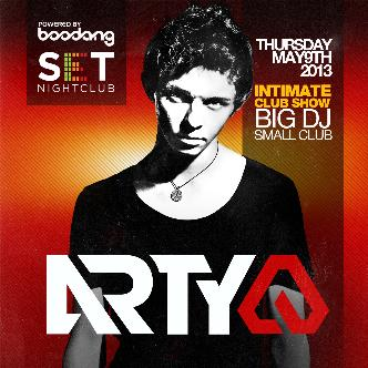 ARTY (BIG DJ SMALL CLUB) EDM: Main Image