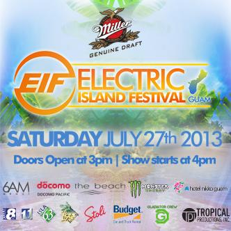 ELECTRIC ISLAND FESTIVAL: Main Image