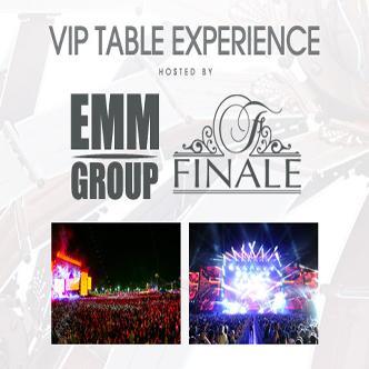 EDC NY - SAT VIP Tables: Main Image