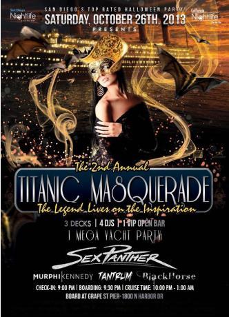 Titanic Masquerade